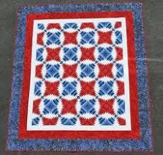 Image result for patriotic pineapple quilt