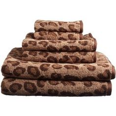 Towels of the Wild on Pinterest | Towel Set, Bath Towels
