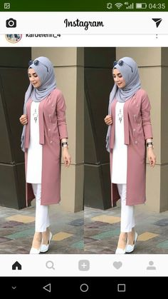 Image may contain: 1 person, standing Stylish Hijab, Modest Fashion Hijab, Modern Hijab Fashion, Street Hijab Fashion, Casual Hijab Outfit, Hijab Fashion Inspiration, Hijab Chic, Muslim Fashion, Fashion Outfits