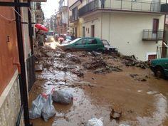 Maltempo, situazione grave a San Marco in Lamis - http://blog.rodigarganico.info/2014/gargano/maltempo-situazione-grave-san-marco-in-lamis/