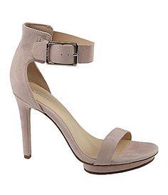 Calvin Klein Womens Vivian Platform Sandals #Dillards