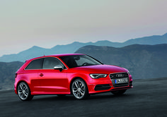 Audi S3 in Johannesburg South Africa