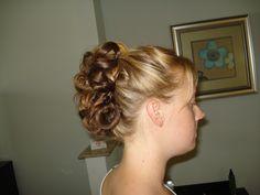Bridal Hair #hairbywhitney