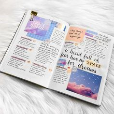 Love this weekly spread for your bullet journal, lost of inspiration #bulletjournal #bujo #weekly