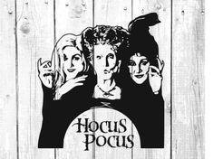 Halloween Signs, Halloween Town, Halloween Shirt, Toddler Halloween, Halloween Cookies, Disney Silhouettes, Sanderson Sisters, Halloween Drawings, Hocus Pocus