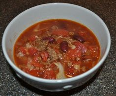 Hearty Beef and Cabbage Soup! Weekend Cooking: Fix-It and Forget It Cookbook! Via Sarah Hawkey-Wright.