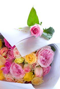 Bouquets | Au nom de la rose