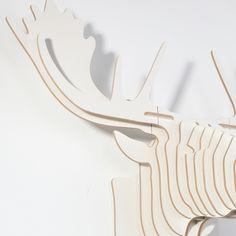Beautiful moose antler details,black and white wall decor, , iwood crafts, Guangzhou China