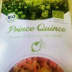 Infusion Prince Quince BIO Saveur orange sanguine grenade artifleurs-fleurs-artificielles.com/boutique/the-aux-fleurs #the #tea #infusion #tisane #bio