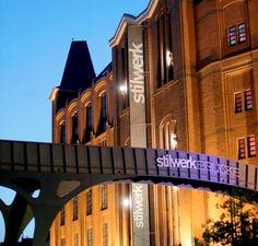 """""""Stilwerk Hamburg"""" am Hamburger Fischmarkt. Spezialität: große Marken, kleine Stores, super Location"""