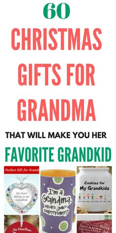 christmas gifts for grandma 60 delightful christmas gift ideas for grandma that will make you