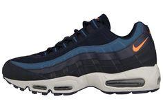 Nike Air Max 95 | Blue & Orange