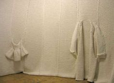 How to become a Professional Knitter - Robin Hunter Designs: Knitted Rooms that You can Wear