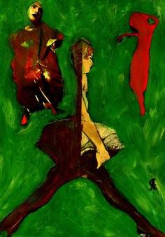 """Saatchi Art Artist CRIS ACQUA; Collage, """"20-LAUTREC x Cris Acqua"""" #art"""
