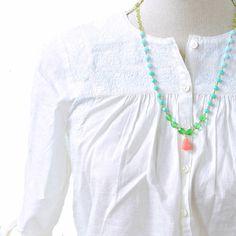 True Rosenquarz Halskette von NestPrettyThingsShop auf Etsy