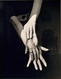 Claude Cahun, Sans titre, vers 1939, Collection Christrian Bouqueret, Paris