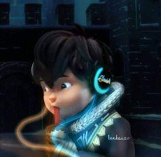 Glacier Credits:Ken Kaizo Galaxy Movie, Boboiboy Galaxy, Super Hiro, Mobile Logo, Boboiboy Anime, Doraemon Wallpapers, Elemental Powers, Itachi Uchiha, Attack On Titan Anime