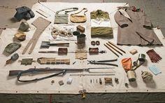 Photographer Thom Atkinson has revisited his 2014 series on historical military equipment and focused on the kit that soldiers from Britain, France, Germany, Russia and the US took into battle during the First World War. Gi Joe, World War One, First World, Ww1 Soldiers, Battle Of The Somme, Imperial Army, Still Life Photographers, Female Soldier, Warfare
