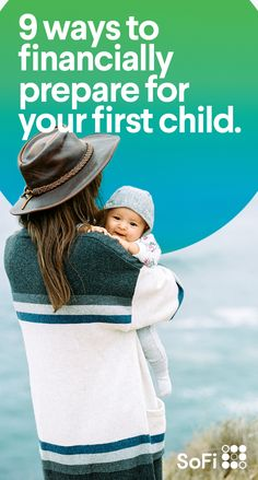 Raising a child is expensive—the USDA's most recent report (2013) estimates the total cost from birth to age 18 at $245,340. So planning for your first child means also examining your finances and your future financial goals. Here are nine tips to prepare financially for baby in just nine months.