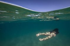 Under the water, down by the sea… » The Drifter