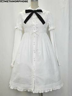I love this Metamorphose dress.