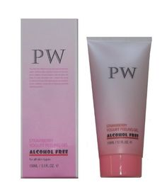 Peeling Gel PW Strawberry Yogurt Beauty For All Skin Types 150 mL 5.1 FL.OZ by Beauty. $14.89. This water-base exfoliant removes old keratin and excessive sebum perfectly while supplying moisture at the same time. In addition, natural ingredients make skin elastic and dewy. It is also fomulated with a unique skin toning complex for an instant skin brightening. Recommended for all skin condition, except users of medically prescribed exfoliating products.. Save 70%!