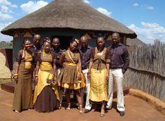 Traditional Wedding Dresses Sotho 2014-2015 | Fashion Trends 2014-