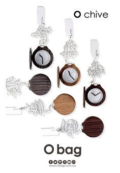 Nos gusta ver como pasa el tiempo, conoce nuestros O chic en O bag www.Obag.com.co O Bag, Oclock, Costume Jewelry, Women's Fashion, Sun, Watch, Twitter, My Style, Purses