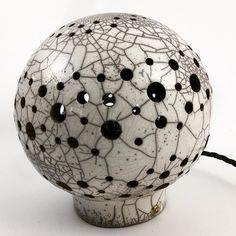 This beautiful Raku lamp is now available on Etsy!!!!!!     http://etsy.me/2mZYHFZ     #PIAraku #pottery #ceramics #contemporaryceramics #keramik #セラミックス #陶器 #céramique #poterie #cerámica #陶瓷 #도기류 #도예 #keramikk #krukmakeri #craft #contemporarycraft #pots-inaction #maker #romantic #craft #raku #楽焼 #worldofartists #art_spotlight #designermaker #cremerging #etsy
