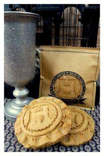 Hogwarts Express Pumpkin Pasties ~recipe & free cookie bag download!