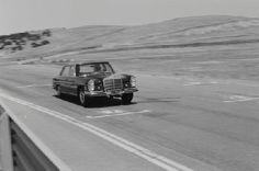 Mercedes-Benz 300 SEL 6.3 Launch. 1968