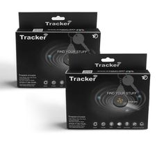 This radar tracking device by Tracker 007 is used in conjunction with a free Radar app available on your smartphone or tablet, the device attaches to a variety of objects – keys, wallets, purses, personal electronics, pet collars and more! It tracks items within a 150 foot range, and sends alerts to your smartphone to notify you if the item has moved out of or into a selected range. The tracking device is the size of a quarter, so it's incredibly convenient and easy to apply and use.