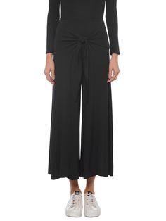 Calça Feminina Pantacourt - Farm - Preto  - Shop2gether Ideias Fashion, Women's Pants, Black, Women's