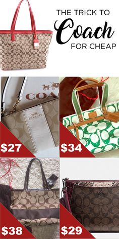 List an Item or Make an Offer! Buy and Sell COACH at Poshmark! Install for FREE now! Shipping is also fast and easy for sellers and buyers!