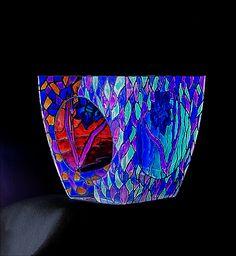Pintura para vidrio que iluminara cualquier ambiente sin luz!
