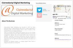Claireodactyl Digital Marketing