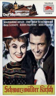 Poster zum Film: Schwarzwälder Kirsch. 1958