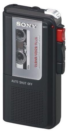 Sony M-470 Microcassette Voice Recorder Sony https://www.amazon.com/dp/B0007Y6AIK/ref=cm_sw_r_pi_dp_5IAIxbT6BM5TM