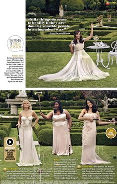 The Women of Parks and Recreation | People's Most Beautiful issue