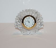 Waterford Crystal Clock Battery Replacement Home Design Ideas