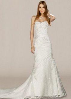 Wedding Dress $500