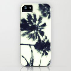 California Dreaming iPhone & iPod Case by Electric Avenue - $35.00 #california #palmtrees