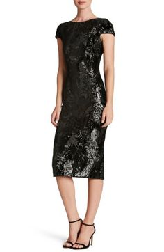 65b310d791f Dress the Population Marcella Sequin Body-Con Dress