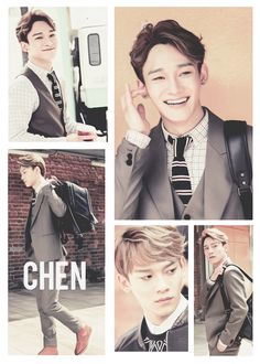 A Chen collage for everyone :)