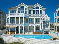 Hatteras Island . Pondview 230 Located in Hatteras, NC  http://www.surforsound.com/properties/property/230