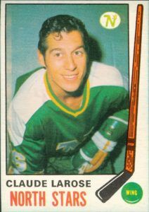 Highlights, stats and hockey card info for Claude Larose. Larose played in the NHL for the Montreal Canadiens, Minnesota North Stars and St. Hockey Cards, Baseball Cards, Canadian Hockey Players, Minnesota North Stars, Nhl Games, Montreal Canadiens, Stanley Cup, 1930s, Blues