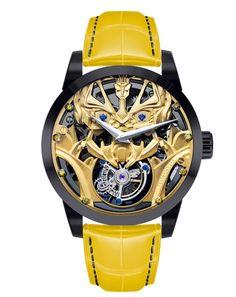 Memorigin Watch Tourbillon Transformers Bumble Bee 1st edition - LAST ONE !!!!!!!!!!!!