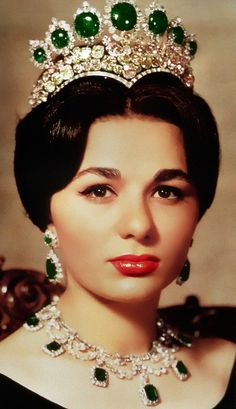 Empress Farah of Iran