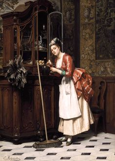 Emile Pierre Metzmacher (French, 1815-1890). Обсуждение на LiveInternet…