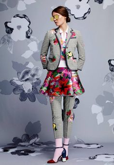 Thom Browne Resort 2015